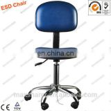 High Quality Antistatic chair ESD cleanroom Leather Chair