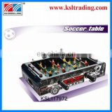 2014 Hot christmas gift professional cheap wooden soccer football table game outdoor game