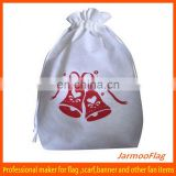 cheap reusable plastic drawstring trash bag