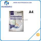 Light sublimation transfer paper