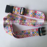 Personalized luggage belt strap sublimation printing