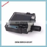 4 RUNNER CAMRY CELICA IGNITION COIL 90919-02197