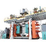 Extrusion Blow Molding / Moulding Machine One Step Good Price Auto 10000 Liter PC HDPE ABS Automatic Plastic WaterB