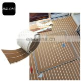 Melors EVA Brushed Edging Decking Mat Non Slip Swim Platform Padding For Boats Wholesale
