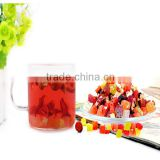 Flavor tea, Chinese famous dried flavor fruite tea brands, good quality best taste fruite tea
