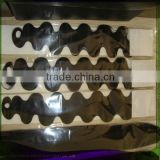 Wholesale top grade Chinese extensions silky human hair in bangkok