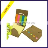 China wholesale custom shaped craft paper memo pad/sticky note/pad notes