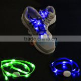 LED Flashing Lighting Light UP Glow in The Dark Skating Shoe Laces Shoelaces