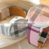 popular OEM welcome fabric strap watch