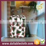 wholesale Fruit pattern design pvc washing machine protective covers