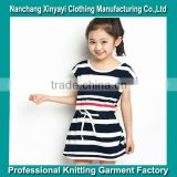 2014 New baby girls dresses/beige dress baby girls/baby girls party dress design from China garment factory