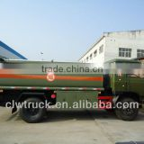 Dongfeng fuel dispensing pump machine,10000L diesel oil tank truck