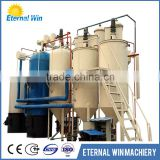 Factory price used engine oil purification machine
