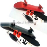 Large Factory in stock multi color canada maple wood fingerboard with bearing wheels/ truck/ griptape/ tools Free shipping