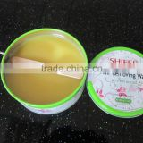 Shifei 200g natural stripless hair removing hard wax in tin can