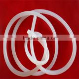 2015 new clear silicone rubber tube