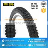 BMX bike tires 24x2.30 26x2.30 for sale
