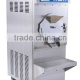 2016 new item european standard quality real fruit ice cream machine with CE approved with imported parts