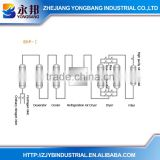 YB-BHP Professional nitrogen purifier with nitrogen gas generator made in China by hydrogenation