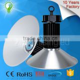5 year warranty IP65 factory price 100w 150w 200w industrial led high bay light                                                                         Quality Choice
