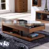 Fashionable and Simple Modern Furniture Small Family House Type Multi-function kung fu coffee table
