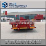 low bed trailers for sale 2 axle low bed trailer with spring ramp & hydraulic ramp low bed semi trailer for transportation