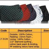 All Purpose Horse Saddle Pads Wholesale With Different Colors