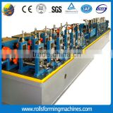Automatic welded pipe cold roll former mill pipe tubing welded pipe roll forming machine