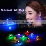 LED Light Up Flashing Earrings Glow Party Favors