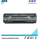 Compatible best Toner Printer Cartridge Supplier CB435A Laser Printer Cartridge for HP Printers bulk buy from china