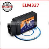 TOP best Universal auto car diagnostic interface elm327 elm 327 bluetooth obd2 obdii work on android with good feedback