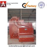 SZL Double Drum Coal Fired Hot Water/Steam Boiler