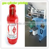 2016 new product pneumatic cylinder gas cans plastic bottles screen printers for sale made in china