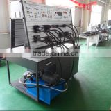 PLC Control Double Side Pneumatic and Hydraulic Training Equipment/Hydraulic Trainer/Pneumatic Trainer(XK-QDYY1A)for School Lab