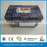 Disposable Aluminum Foil Roll For Hairdressing