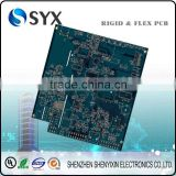 High precision HDI usb sd audio player circuit board/ pcb exporter from China