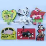 3d soft pvc rubber fridge magnet, rubber magnetic, silicon rubber sticker                                                                         Quality Choice
