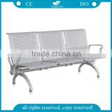 AG-TWC004 Hot Sell Hospital Use ISO&CE hospital waiting room chairs
