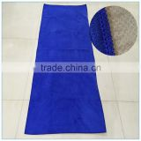 China supplier Ultra absorbent Machine washable Microfiber hot yoga towel microfiber sports gym