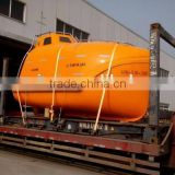 Hot sale marine enclosed lifeboat rescue boat price China supplier