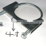 u clamp Hot selling Stainless Steel U-Shaped Pipe Clamps/U bolts Link Fitting Hot-dip GAlvanized Q235 Fasten