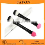 Two Tops Blending Brush Powder Brush Sponge Buffer Puff