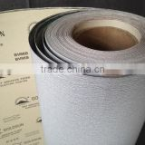 Heavy kraft paper dry coated abrasive paper roll silicon carbide for metal & alloy grinding suitable as sanding belt