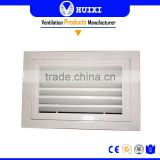 Hinged Ventilation Door Wall Return Air Outlet Grilles