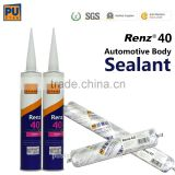 pu sealant for elasti bonding and sealing of car exterior body panelling and aluminum Renz40