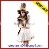 Futian market yiwu china supplier high quality sexy angel cosplay women fairy tail cosplay costume