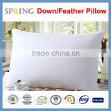 90%White Duck Down Pillow 12*22 inch