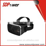 2016 good price 3d glasses Universal xnxx 3d video porn glasses virtual reality Portable vr 3d headset
