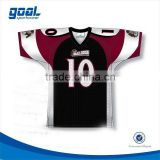 Cheap factory price wholesale black american football jersey