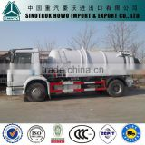 sinotruk 4x2 howo fecal suction truck 10cbm for sale
